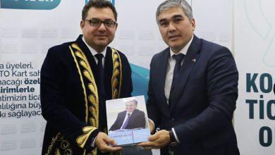 KOTO üyelerine Özbekistan fırsatı