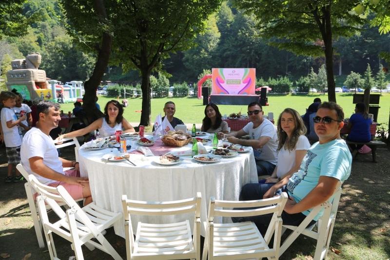 Sepaş Enerji ailesi piknikte buluştu