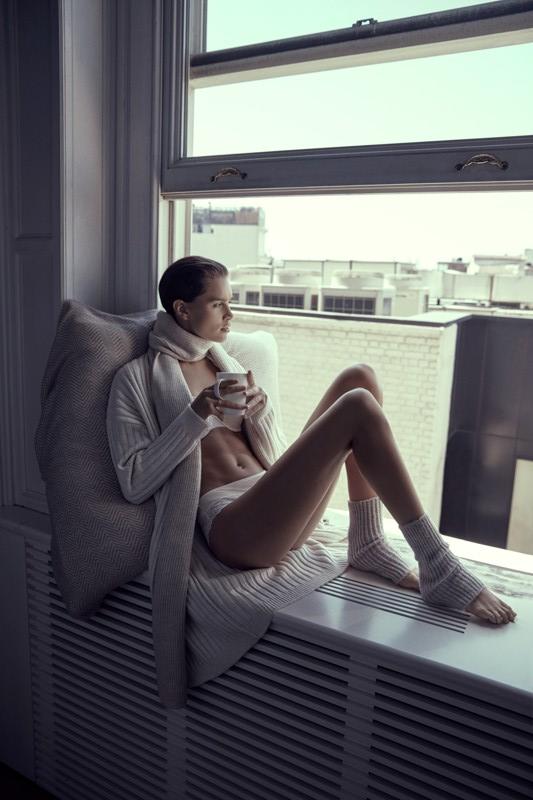 Koton'dan romantik ve sıcak tasarımlar