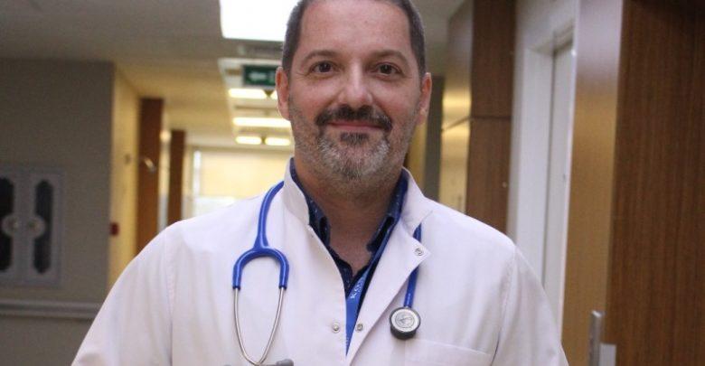 Dr. Sağıroğlu, Özel Konak'ta