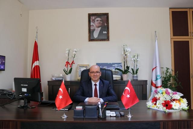Gebze İlçe Sağlık Müdürlüğü'ne Dr. İlhan Kadıoğlu atandı