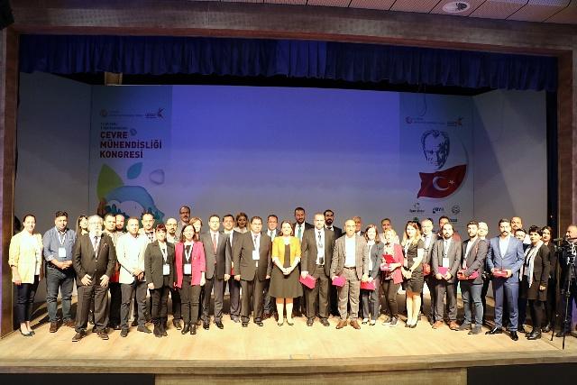 GTÜ'de Çevre Mühendisliği Kongresi