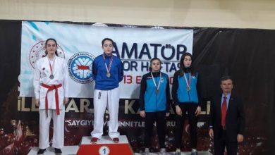 Karatecilerimiz, gururumuz oldu