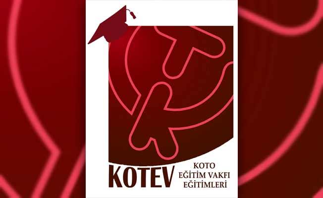 KOTEV 2019'u ücretsiz eğitimlerle kapatıyor