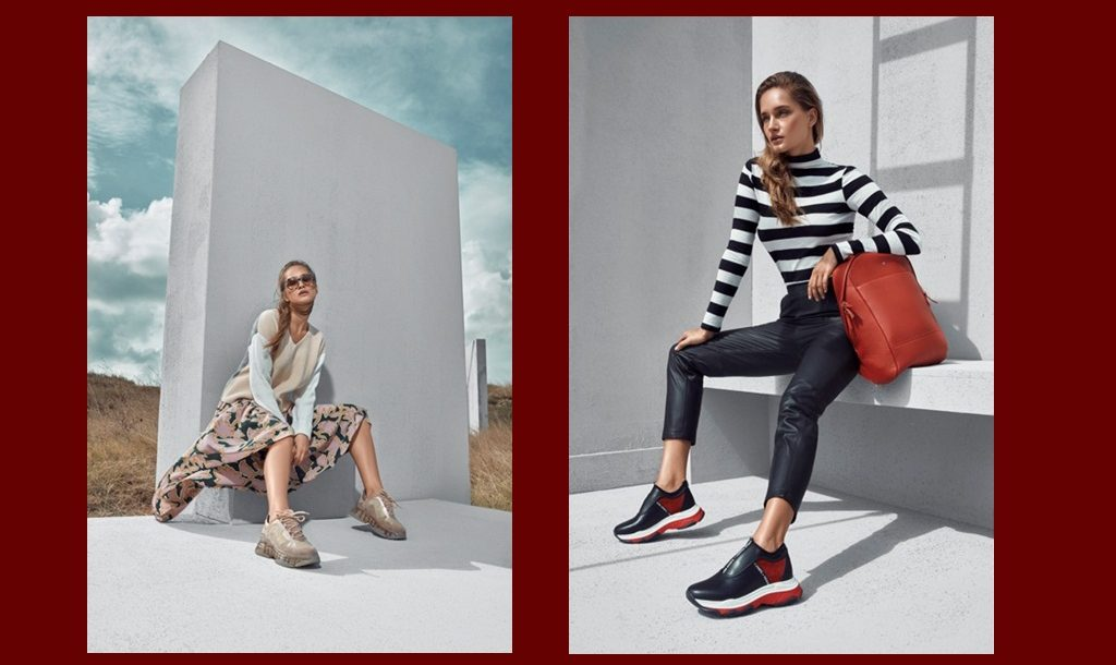 Sneaker trendi Tergan'da