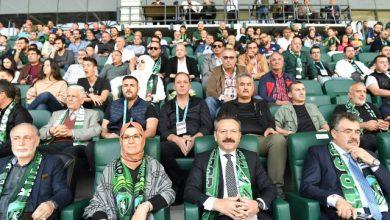 Vali, Kocaelispor maçında