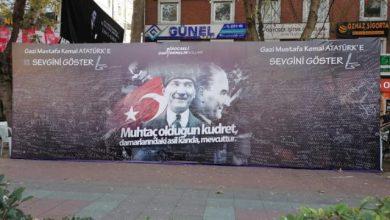 """""""Atatürk'e ne söylemek istersiniz?"""""""
