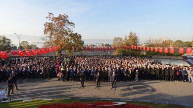CHP'liler Ata'nın huzurunda