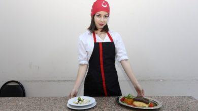 Yabancı gelin, usta aşçı oldu