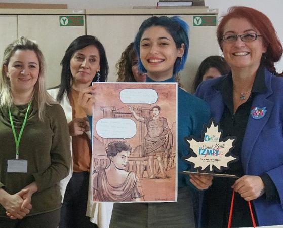 Karikatür Ödülleri Sahiplerini Buldu