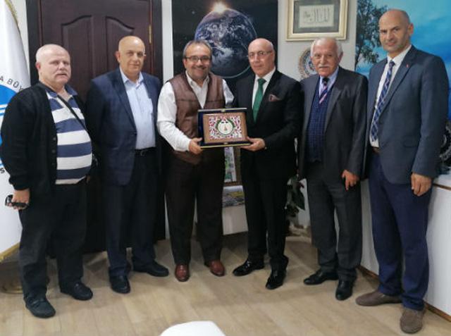 Karbafed'den Sakarya'da hemşeri ziyareti