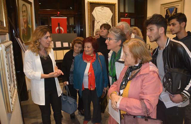 Atatürk Müzesi'nde Gözyaşları Sel Oldu