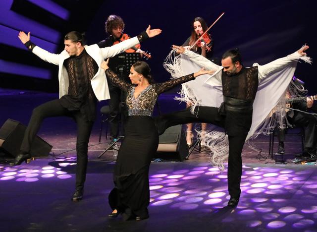 Piyano Festivalinde Flamenko Rüzgarı!