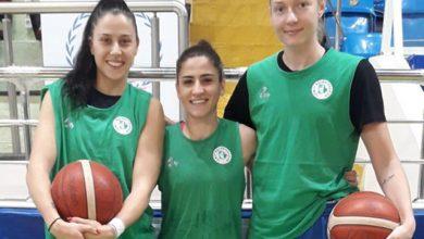 Bayan Basketçilerimiz Avrupa Şampiyonasında