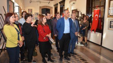 Kültür ve Turizm Müdürlüğü, Atatürk Sergisi'nde