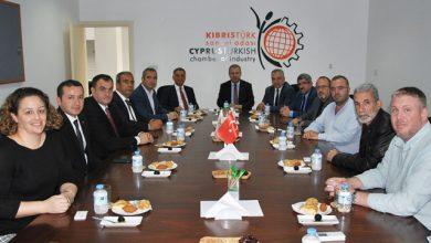 Başkan Bulut, SAİK ile Kıbrıs'ta