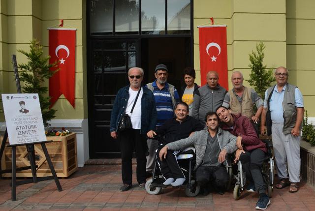 Atatürk Müzesine Ziyaretçi Akını