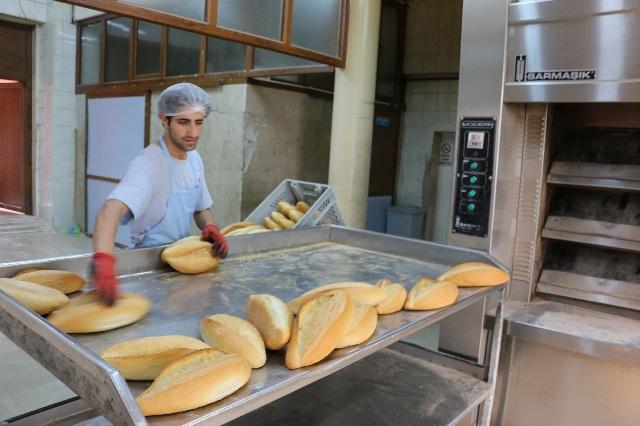 Halk Ekmek bir lira