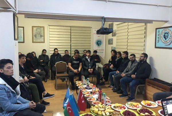 Türk Ocağı'nda Yelda gecesi kutlandı