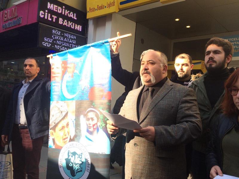 Türk Ocakları'ndan çok sert tepki