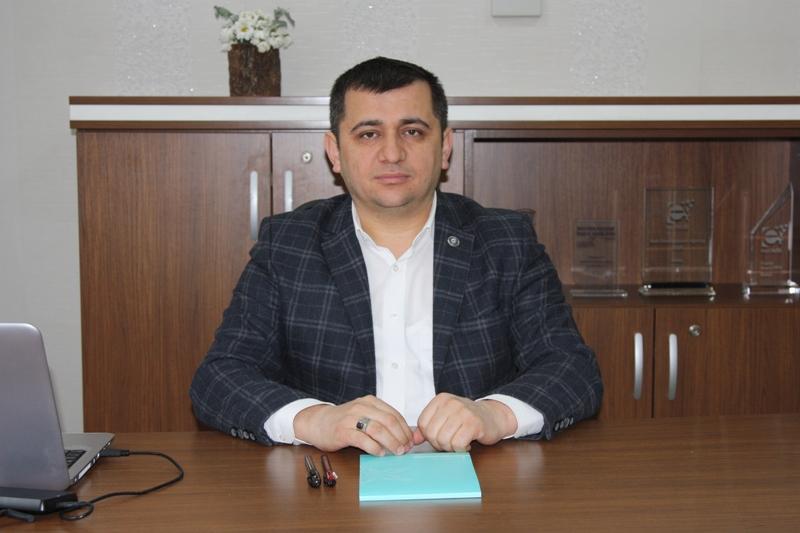 Halıcı'dan Doğu Türkistan çağrısı