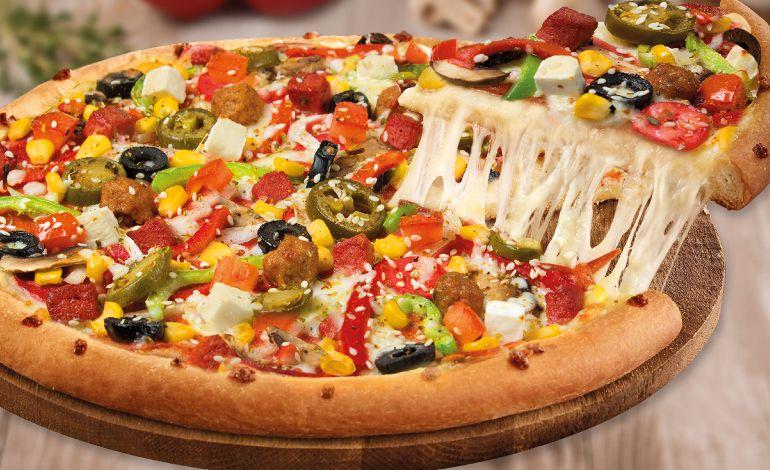 Domino's Pizza'dan pizza aşıklarının 2019 yolculuğu