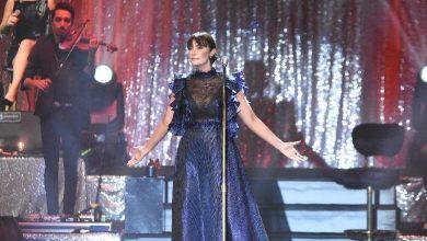 Sıla, yılın son konserini Ankara'da verdi