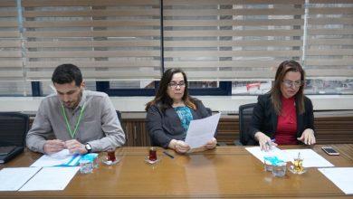 Encümene Güler başkanlık yaptı