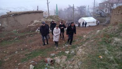 İYİ partililer Elazığ'da