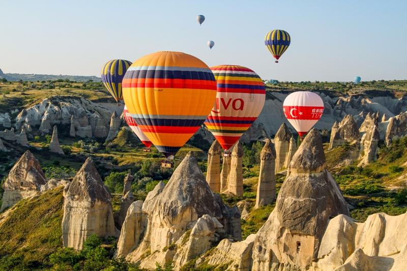 Kapadokya'da film festivali heyecanı