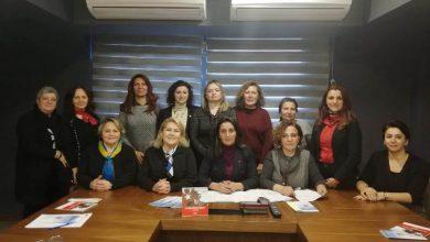 CHP Kadın Kolları seçime hazır