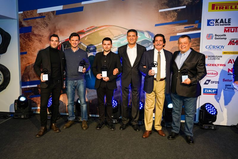 Ford Team'den kutlama