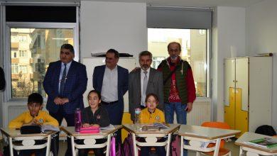 Darıca'da medya, öğrenci buluşması