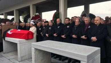 Rahşan Ecevit'e son görev