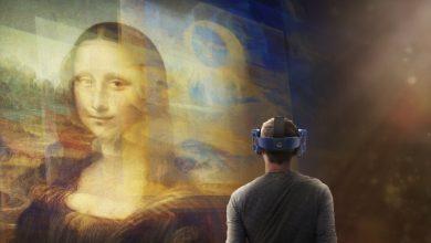 HTC VIVE, EMITT 2020, ziyaretçileriyle Mona Lisa'yı buluşturuyor