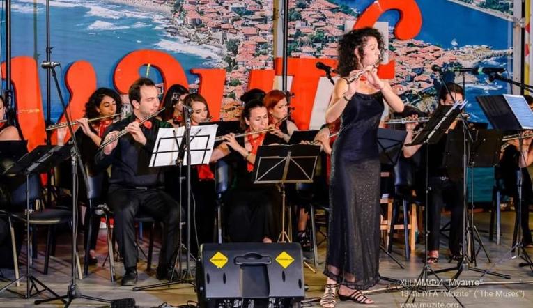 Kadıköy Flute Ensemble İzmit'e geliyor