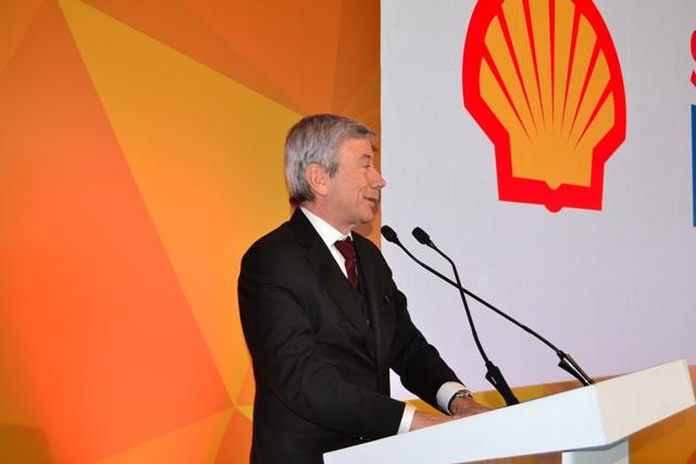 Shell'den yine bir ilk