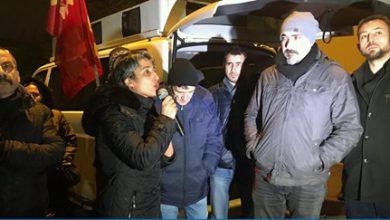 Emek Partisi yeni yıla grevdeki Trelleborg işçileriyle girdi