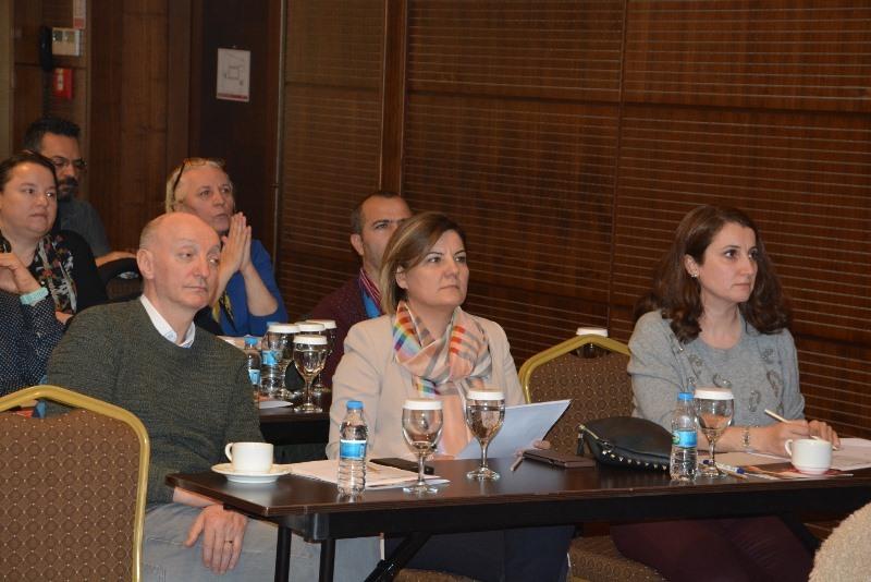 İzmit Belediyesi ve KAL-DER'den çalıştay