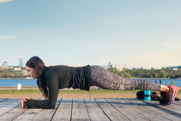 Mükemmel görünmenizi sağlayacak altı egzersiz