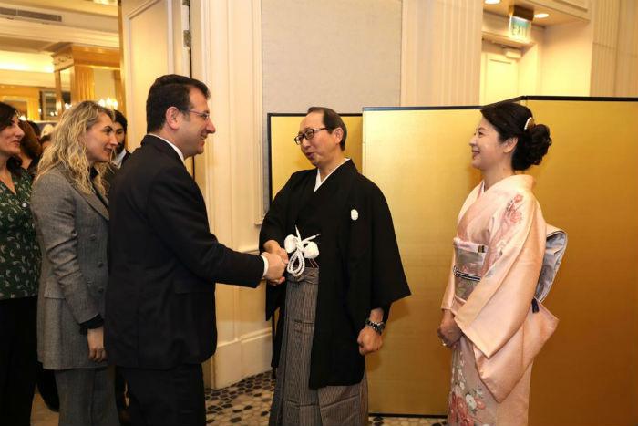 """""""Japonya ile deprem konusunda iş birliği yapıyoruz"""""""
