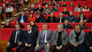 """""""PSİKOLOJİK DESTEK VE ANTRENÖR GELİŞİMİ"""" SEMİNERİNE YOĞUN İLGİ"""