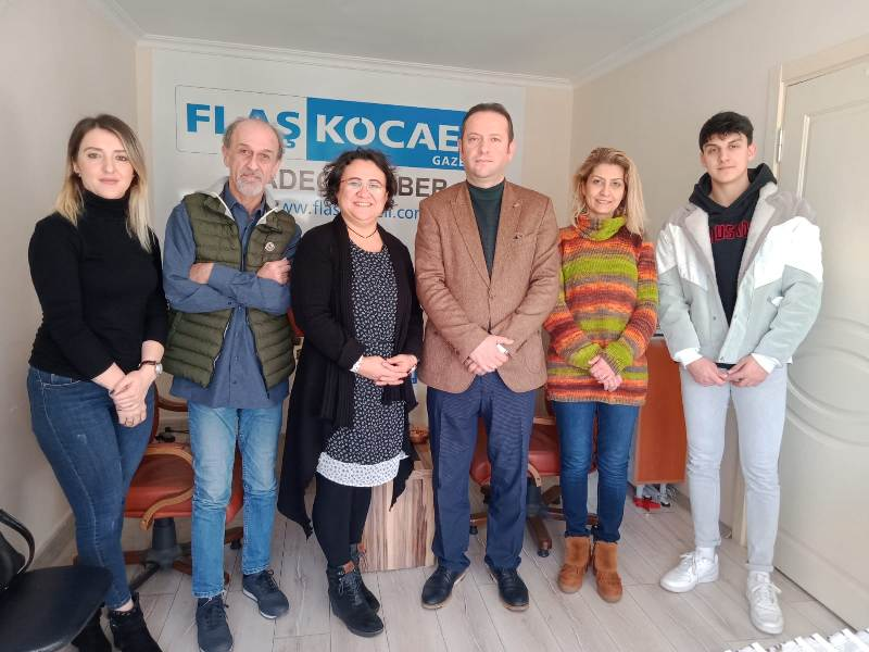 KOMECE'den Flaş Kocaeli'ye kutlama ziyareti