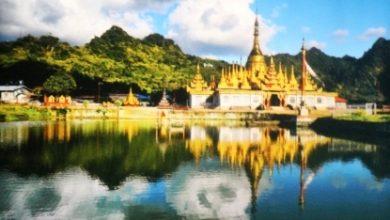 Helvacı'dan Myanmar kareleri