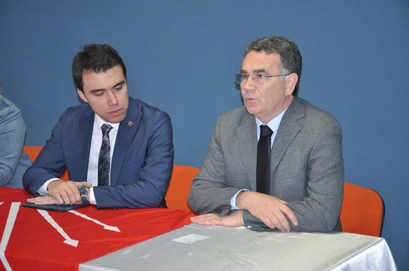 CHP'li adaylar Başiskele'de