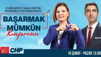 """CHP Başiskele'den """"Başarmak Mümkün"""" konferansı"""