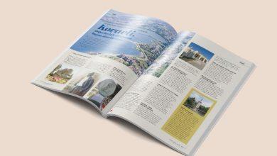 Kocaeli, TOURMAG Turizm Dergisi'ne kapak oldu
