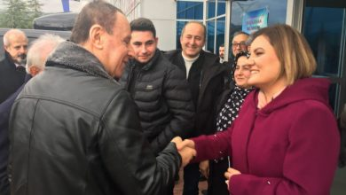 Erenkaya'ya Yeniköy'de yoğun ilgi