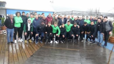 Kocaelispor, Sukay Park'a misafir oldu