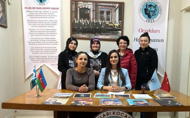 Türk Ocaklı kadınlardan, Türk kadınına mesaj